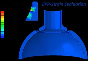 Elevated Temperature Reactor Component Design and Qualification