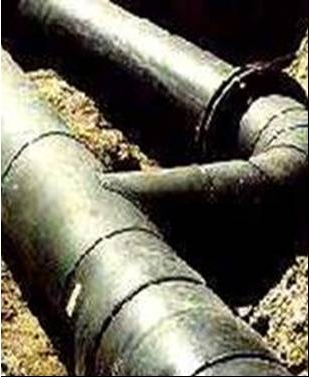 Buried Polyethylene Pipe: An Excellent Choice for Water Service