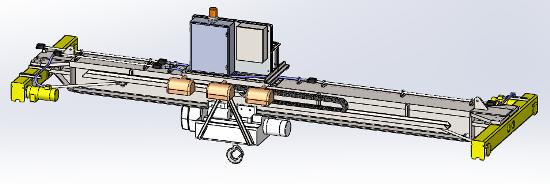 Crane Bridge Design