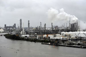 valero houston refinery