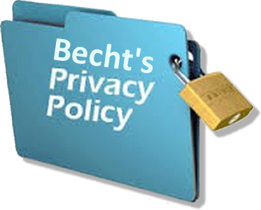 privacy notice becht