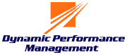 dynamic performance management logo