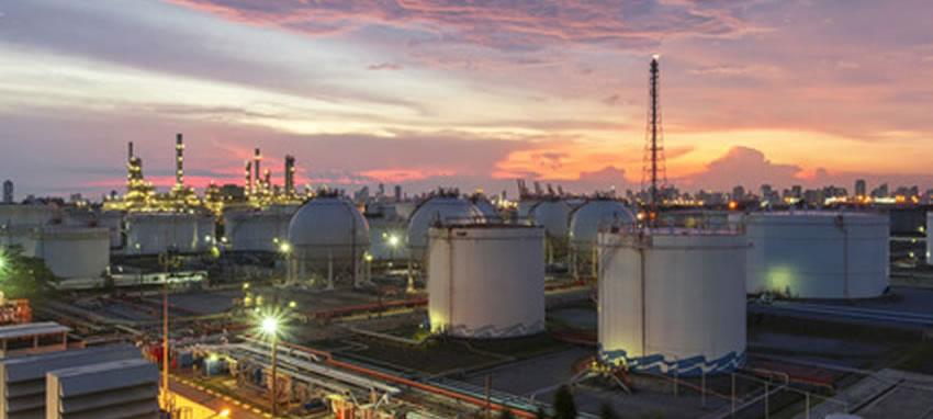 Becht Refinery
