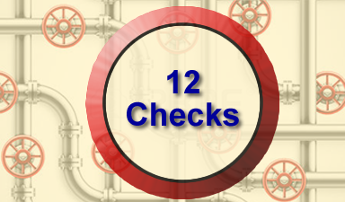 12 Checks When Qualifying Piping Systems in Nuclear Applications