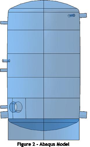 Figure2 Abaqus Model