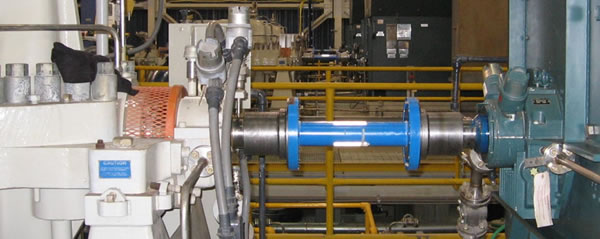 Reducing Coupling weights in Large Motor Driven Pumps